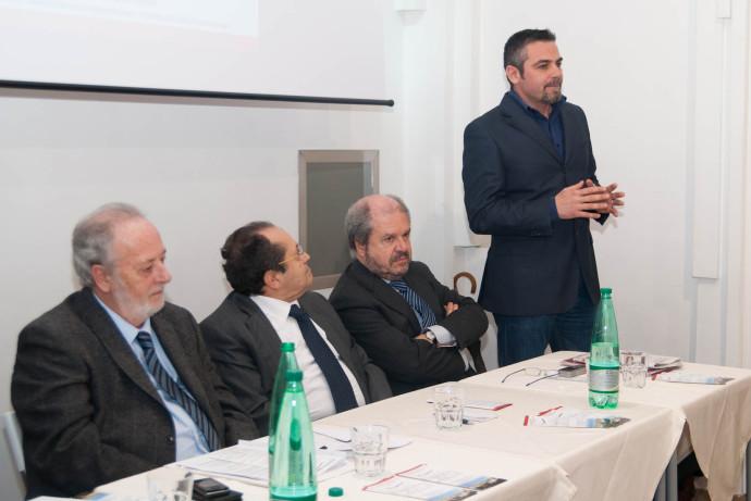 Conferenza stampa presentazione Lista Ingegneri Romani