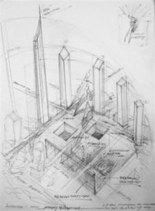 Libeskind-WordTradeCenter_2_2003_57_2x76_2_inchiostro-su-carta_full